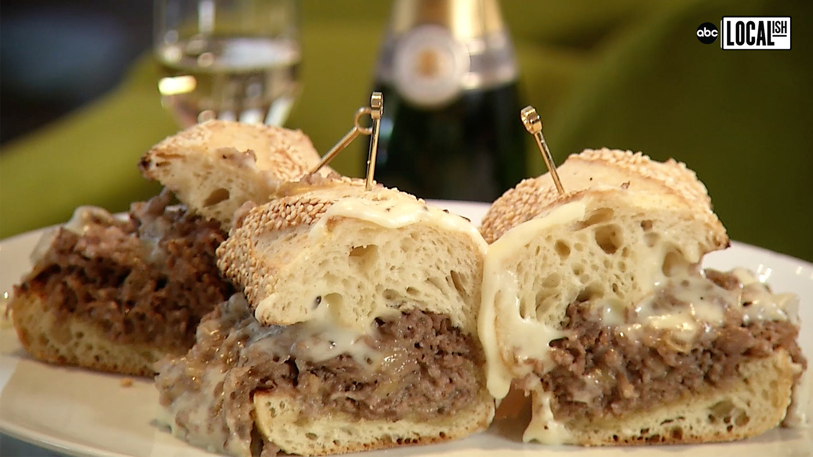 Barclay Prime is home to the world's most expensive cheesesteak