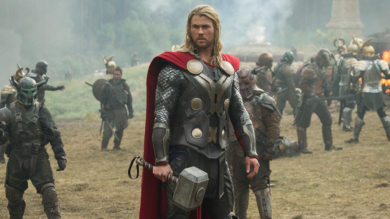 Thor Hammer Movie