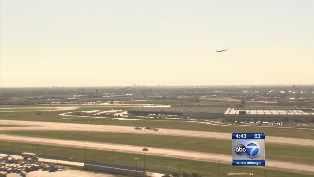 New O'Hare tower, runway to open