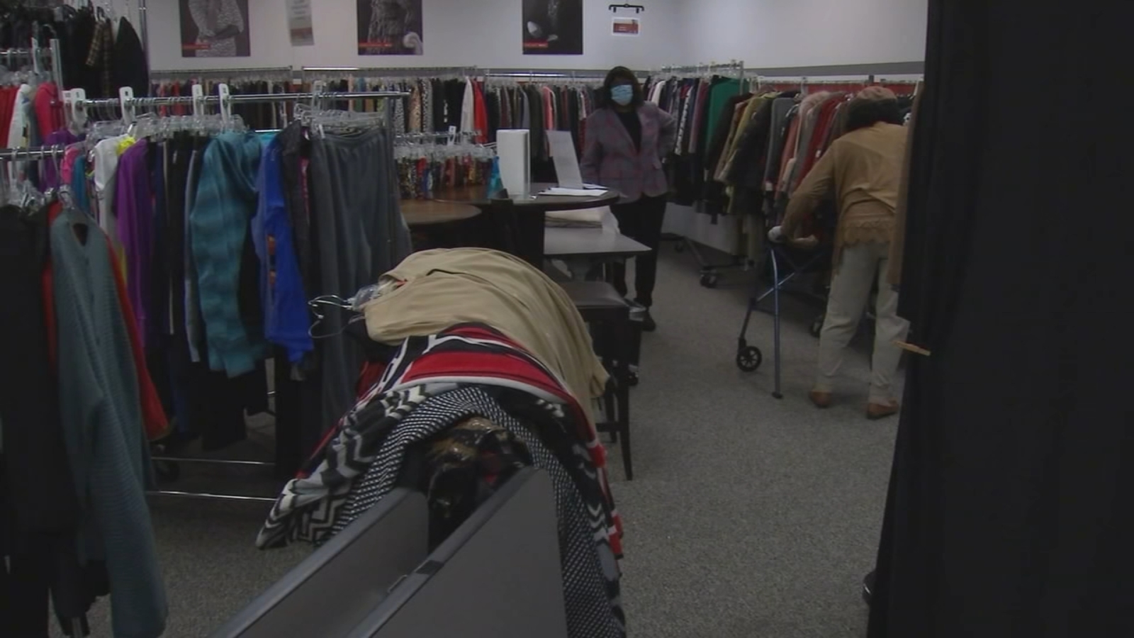 Local boutique offers budget-friendly workwear during winter sale