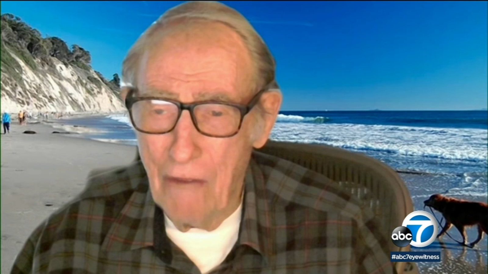 North Hollywood man, 90, shames AT&T into upgrading his internet by taking out newspaper ads - KABC-TV
