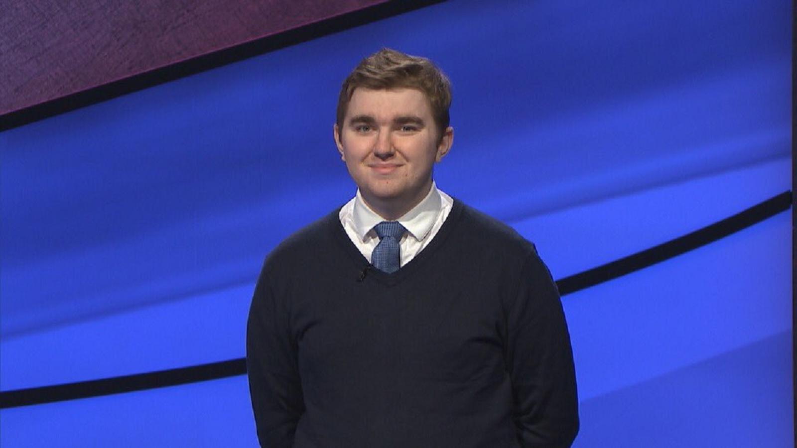 Brayden Smith, last 'Jeopardy!' champion during Alex Trebek's tenure, dies at age 24 - WLS-TV