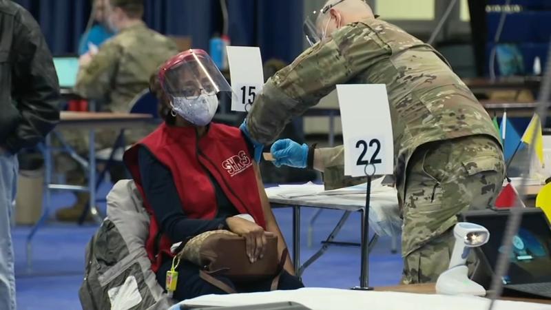 Wisconsin Covid Kenosha County Cracks Down On Illinois Residents Seeking Coronavirus Vaccine Appointments Abc7 Chicago