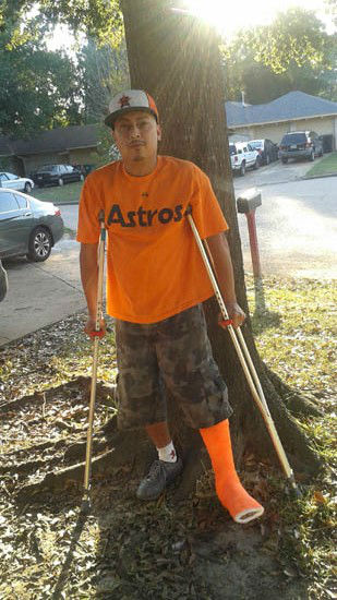 <div class='meta'><div class='origin-logo' data-origin='none'></div><span class='caption-text' data-credit='Photo/iWitness Reports'>These are photos Astros fans have sent in.  Do you have pics?  Email them to us at news@abc13.com or post them using #abc13eyewitness.</span></div>