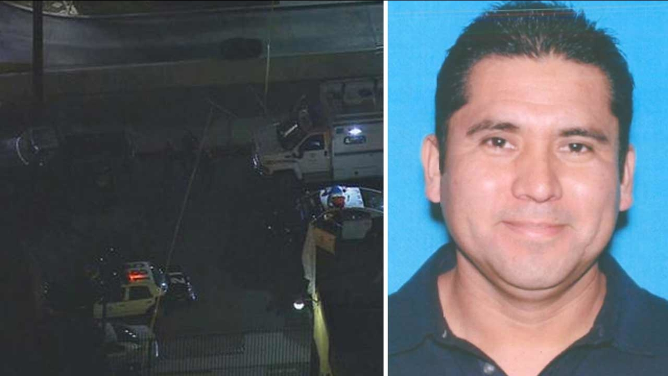 Eduardo Rebolledo-Ramirez, 33, who was struck and killed by a stray bullet, is seen in this undated file photo.