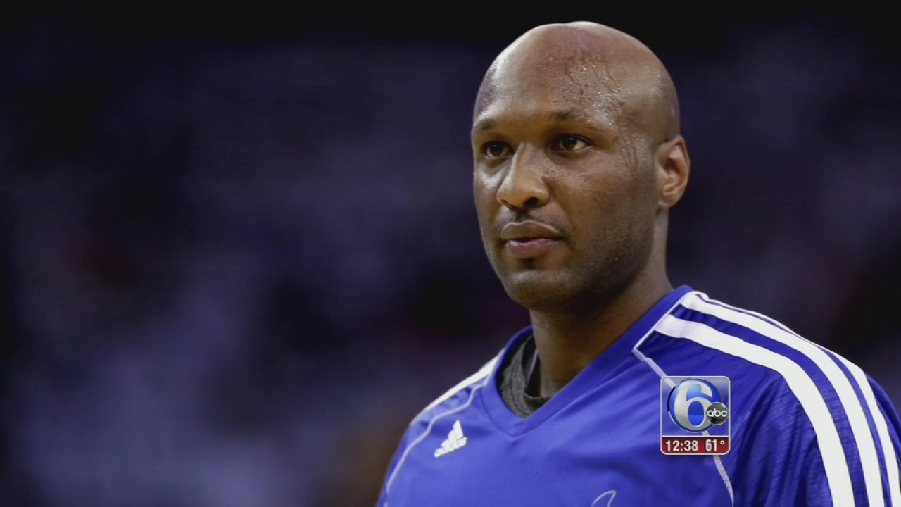 VIDEO: Latest on Lamar Odom's condition