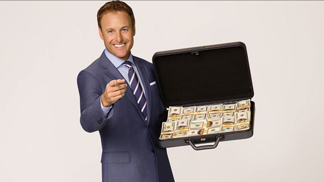 'Who Wants To Be A Millionaire' host Chris Harrison.