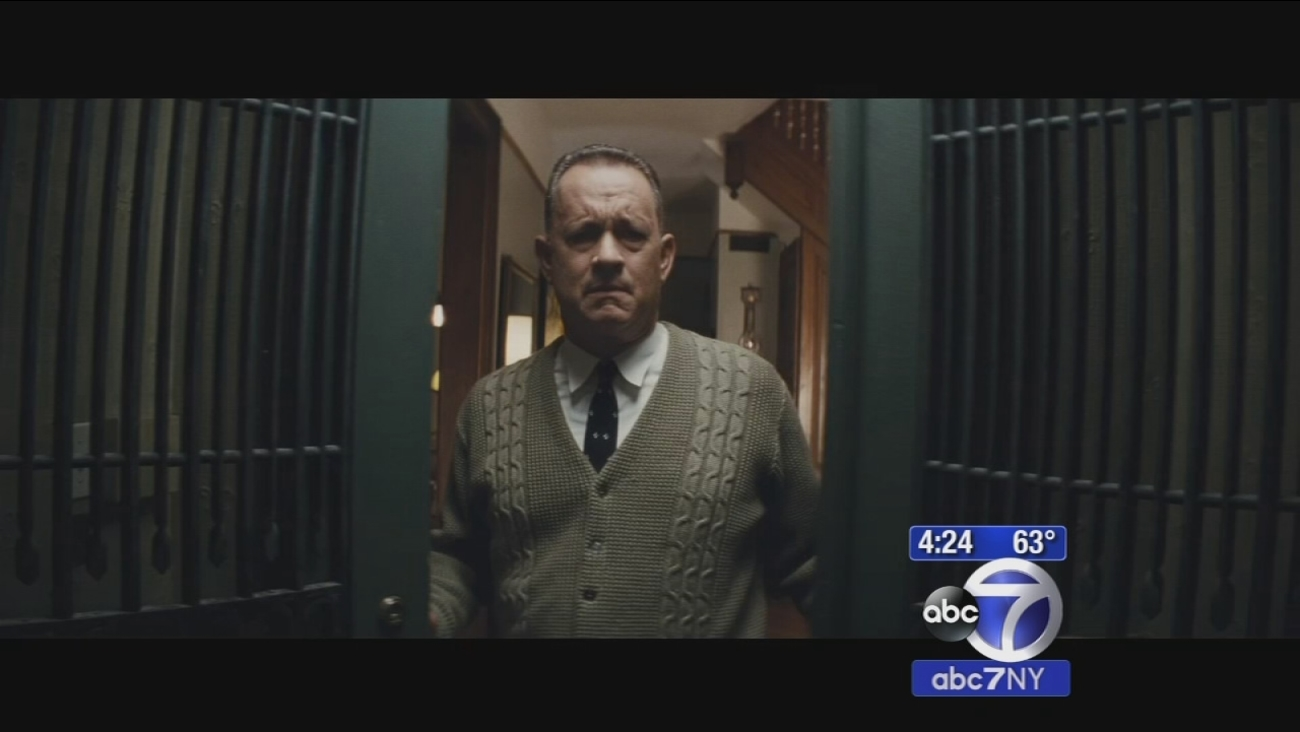 Spielberg, Hanks team up again in 'Bridge of Spies'