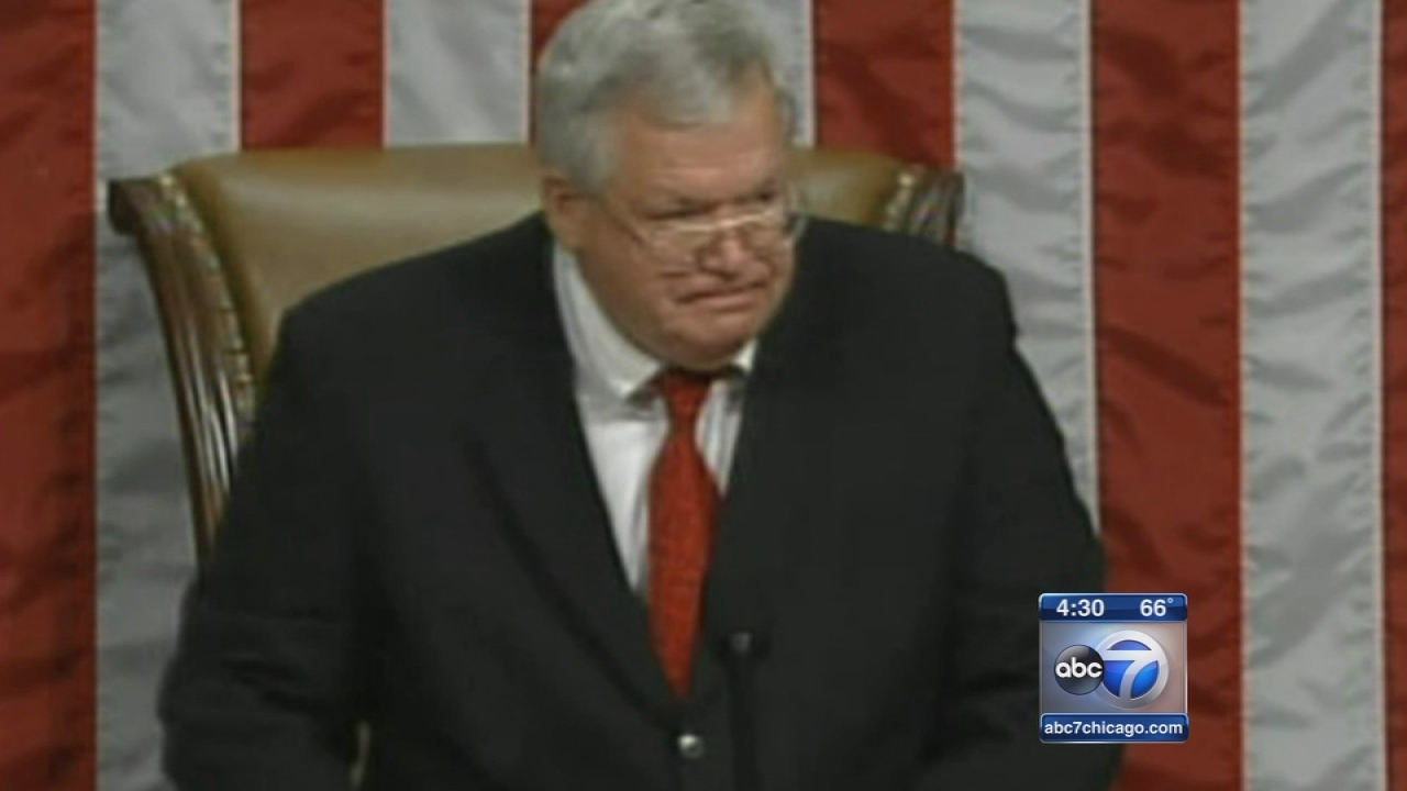Dennis Hastert intends to plead guilty