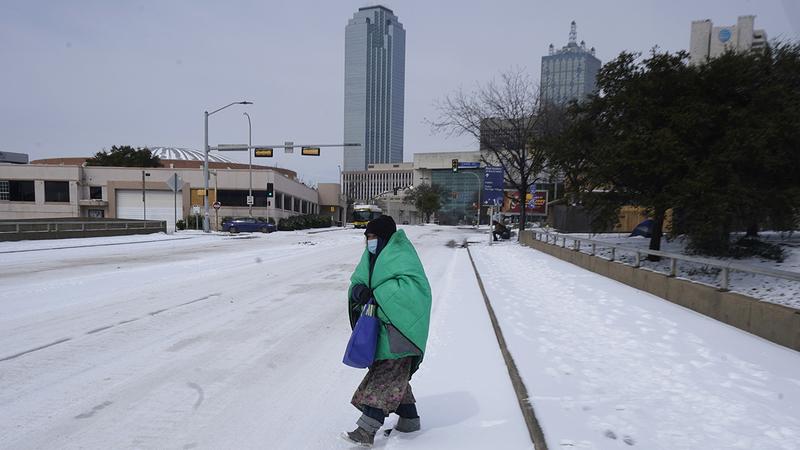 Image result for Texas weather: President Biden declares major disaster