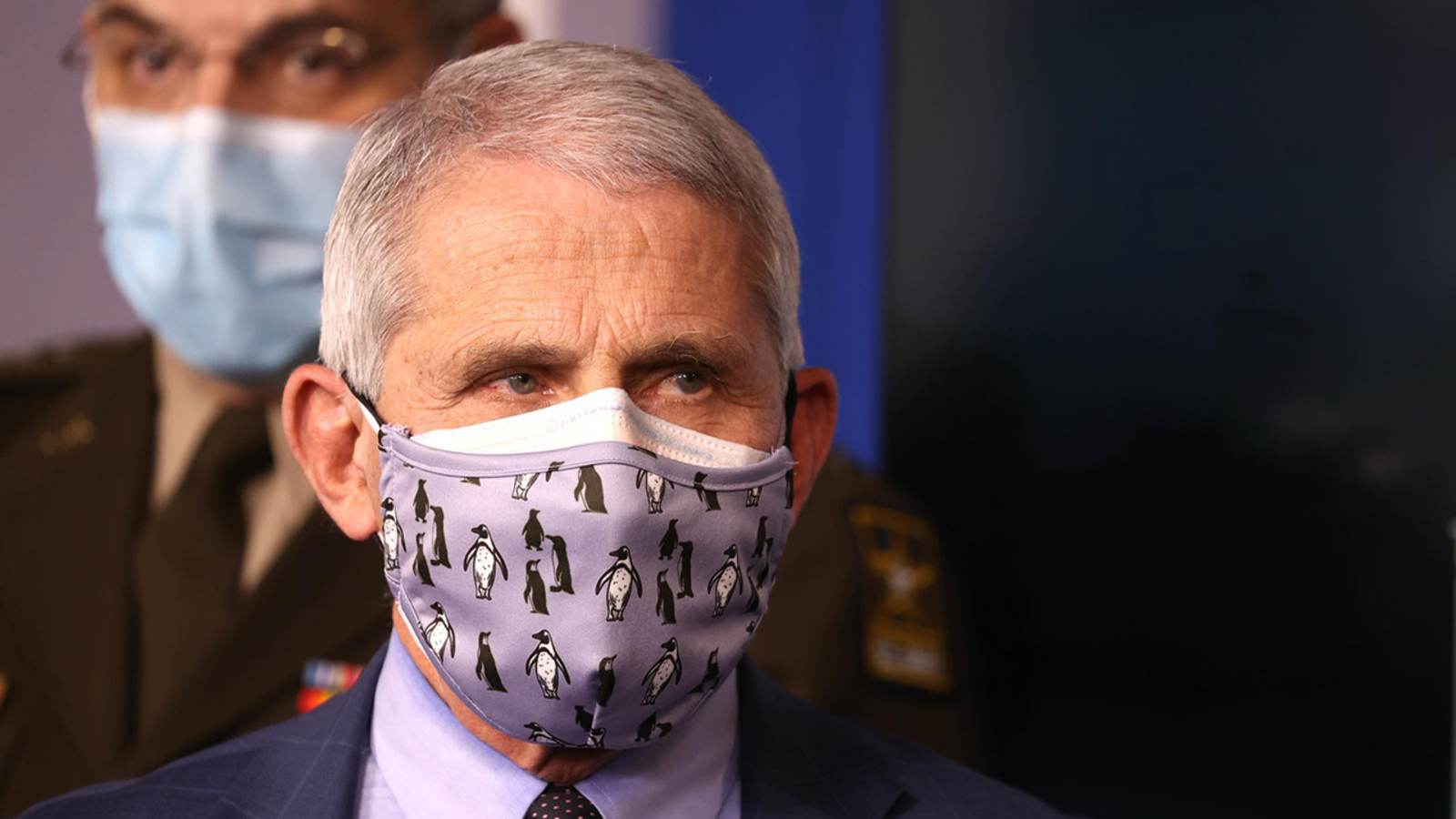 Fauci: 'Possible' Americans will be wearing masks in 2022 to protect against COVID-19