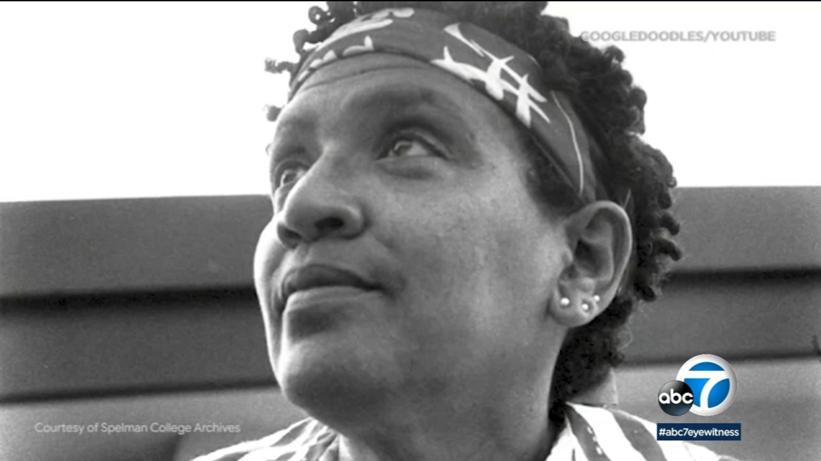 Renowned local illustrator Monica Ahanonu behind Google Doodle of civil rights poet Audre Lorde for Black History Month