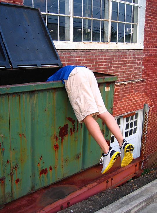 "<div class=""meta image-caption""><div class=""origin-logo origin-image none""><span>none</span></div><span class=""caption-text"">5. Employee's wife found out he was cheating. He had to spend the day retrieving his belongings from the dumpster. (Shutterstock)</span></div>"