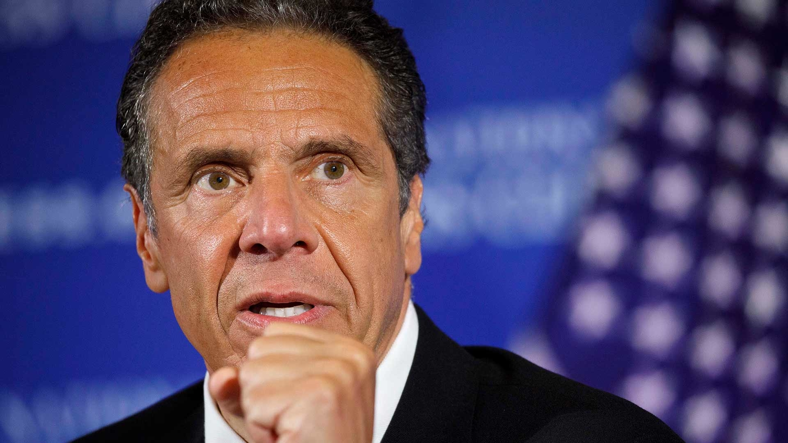 NY Gov. Cuomo addresses harassment claims, vows to stay in office