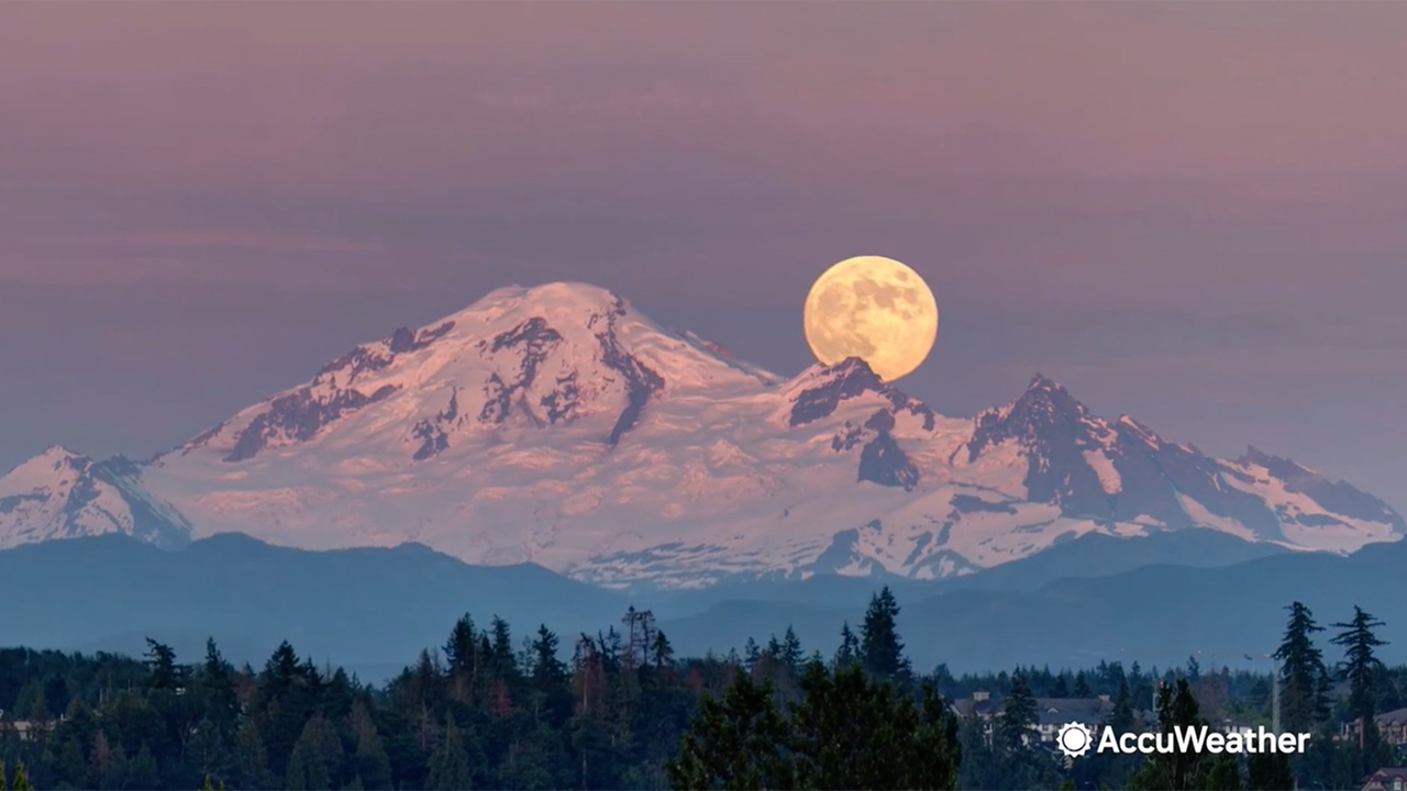 Snow moon: How to see the next full moon in the sky this weekend