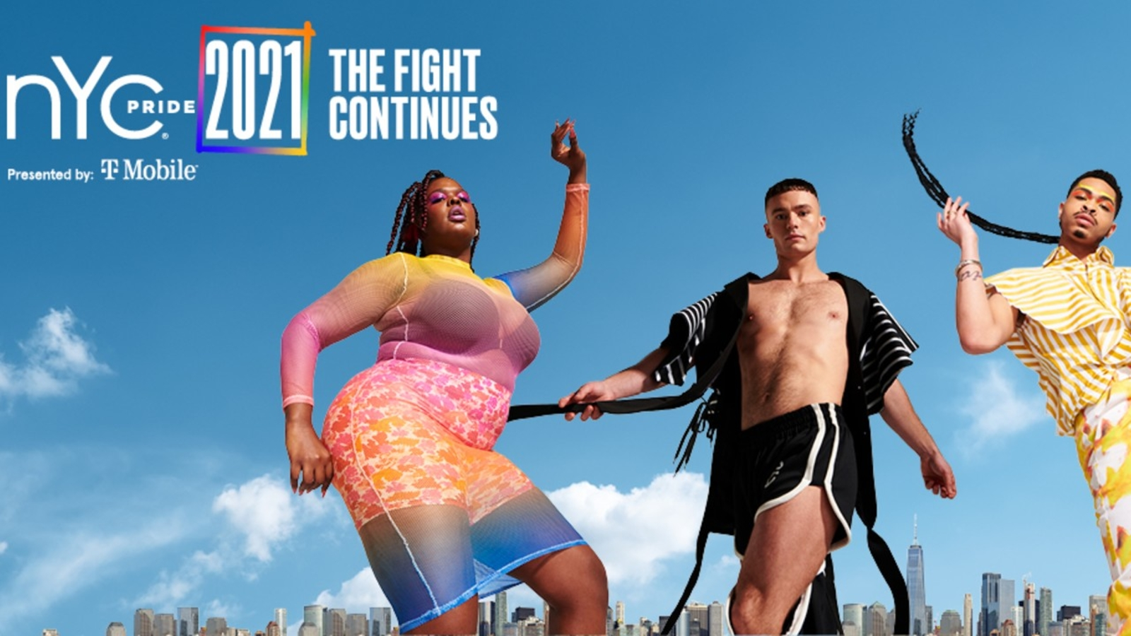NYC Pride announces theme for 2021: The Fight Continues