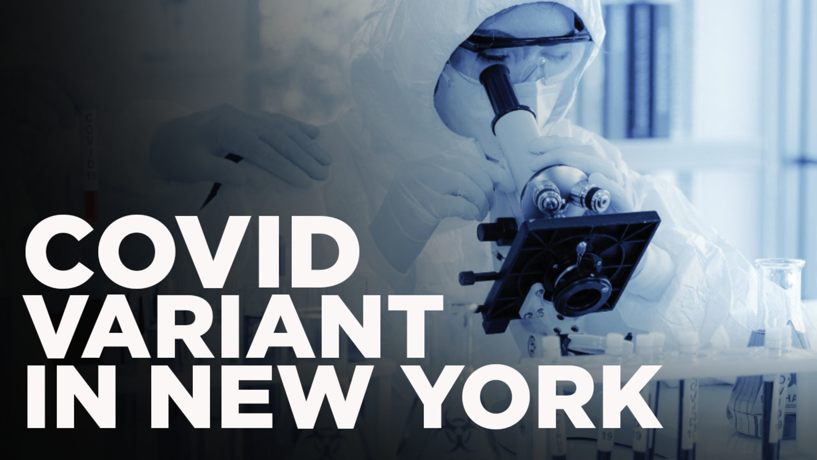 Coronavirus Update New York City: Concern over new COVID variant found in NYC area