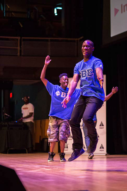 "<div class=""meta image-caption""><div class=""origin-logo origin-image ""><span></span></div><span class=""caption-text"">Pictured: Blue Assassin Step Squad of Phi Beta Sigma Fraternity, Inc. (B.A.S.S.) at Step Up Against AIDS. 20th Anniversary of AIDS Education Month. (Photo/Holly E Clark)</span></div>"