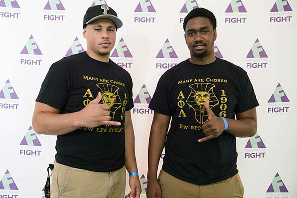 "<div class=""meta image-caption""><div class=""origin-logo origin-image ""><span></span></div><span class=""caption-text"">Pictured: Delta Pi Chapter of Alpha Phi Alpha Fraternity Inc. at Step Up Against AIDS. 20th Anniversary of AIDS Education Month. (Photo/Holly E Clark)</span></div>"