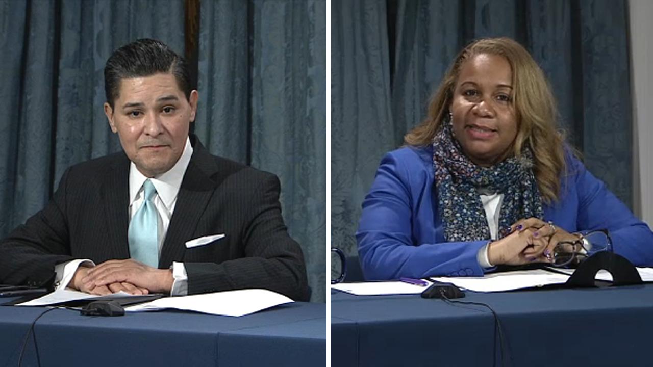 NYC Schools Chancellor Richard Carranza stepping down; Meisha Porter new chancellor