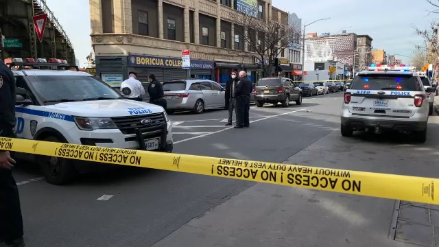 Woman struck by Jeep while crossing street in Brooklyn