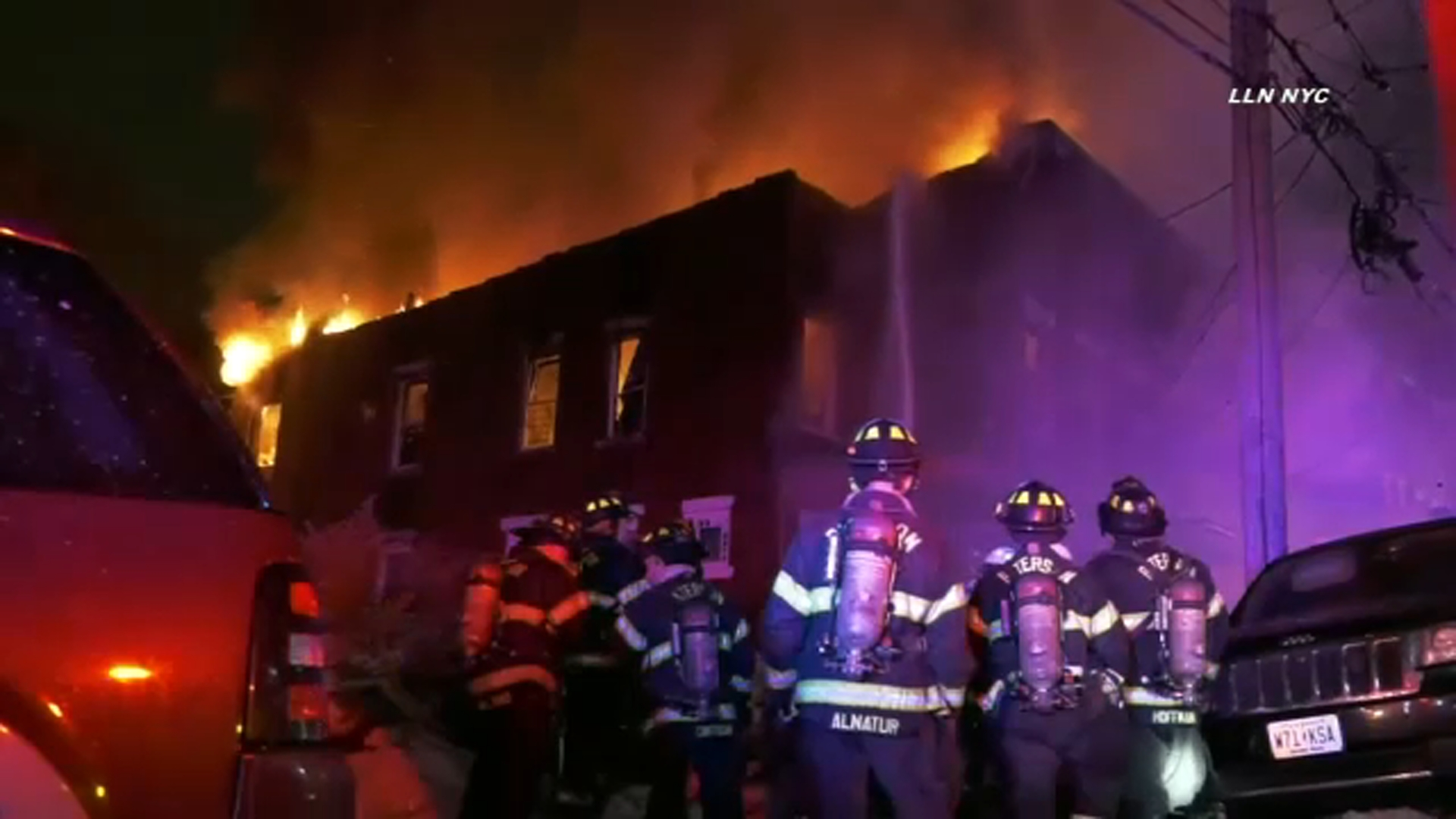 House fire displaces 31 residents in New Jersey, American Red Cross helping