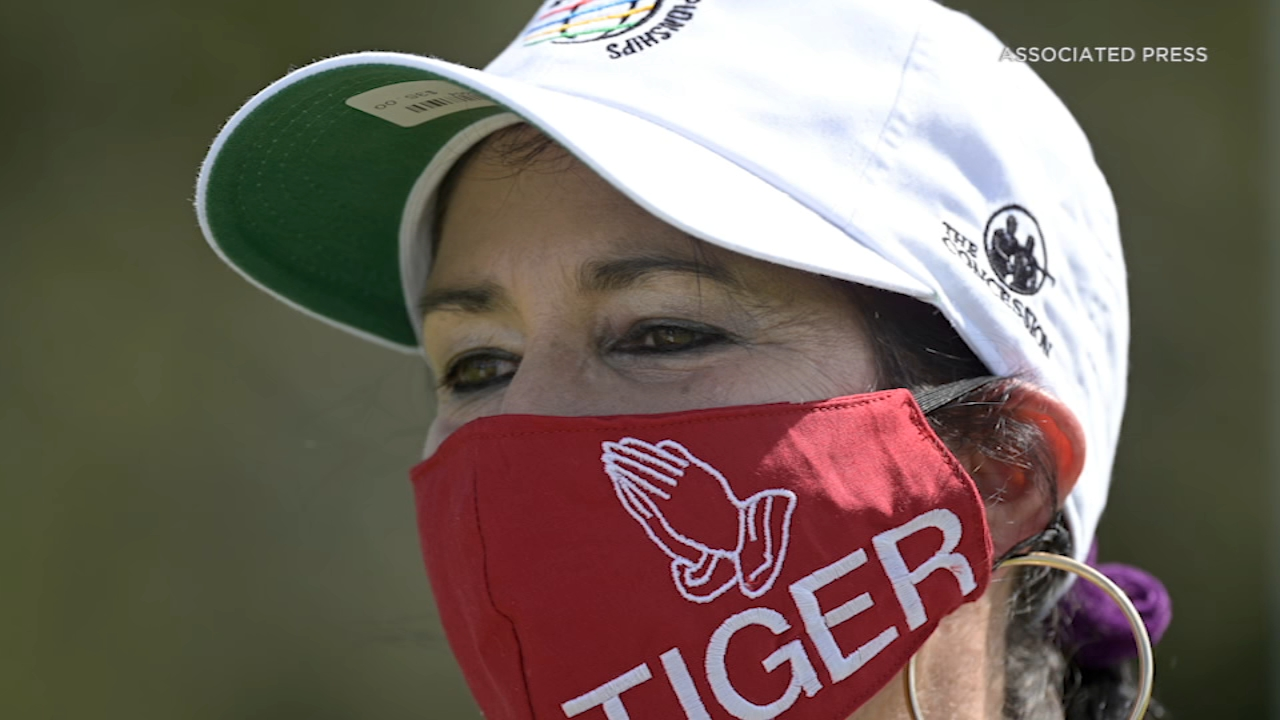 Tiger Woods, in 1st public comment since crash, tweets appreciation for tributes