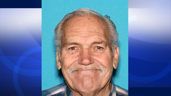 El Cerrito resident Richard Murdoch, 79, was last seen on Tuesday, October 13, 2015 in Oakland, Calif.
