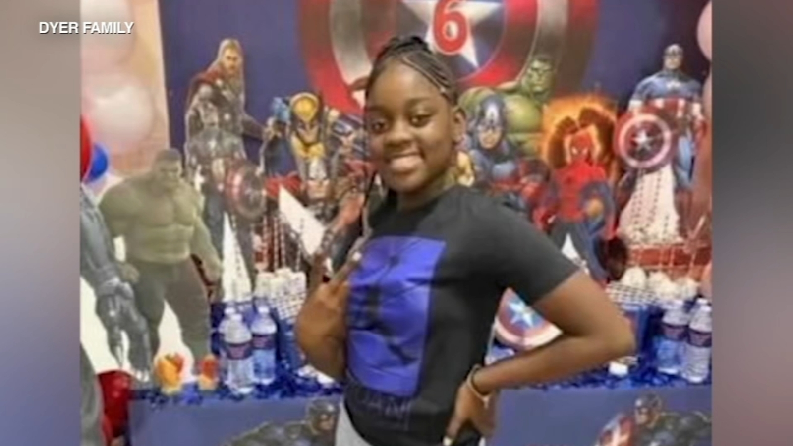 Gas station shooting may leave girl, 11, paralyzed
