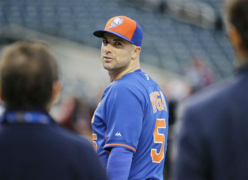 "<div class=""meta image-caption""><div class=""origin-logo origin-image none""><span>none</span></div><span class=""caption-text"">New York Mets' David Wright takes batting practice before Game 1. (AP Photo/ Frank Franklin II)</span></div>"