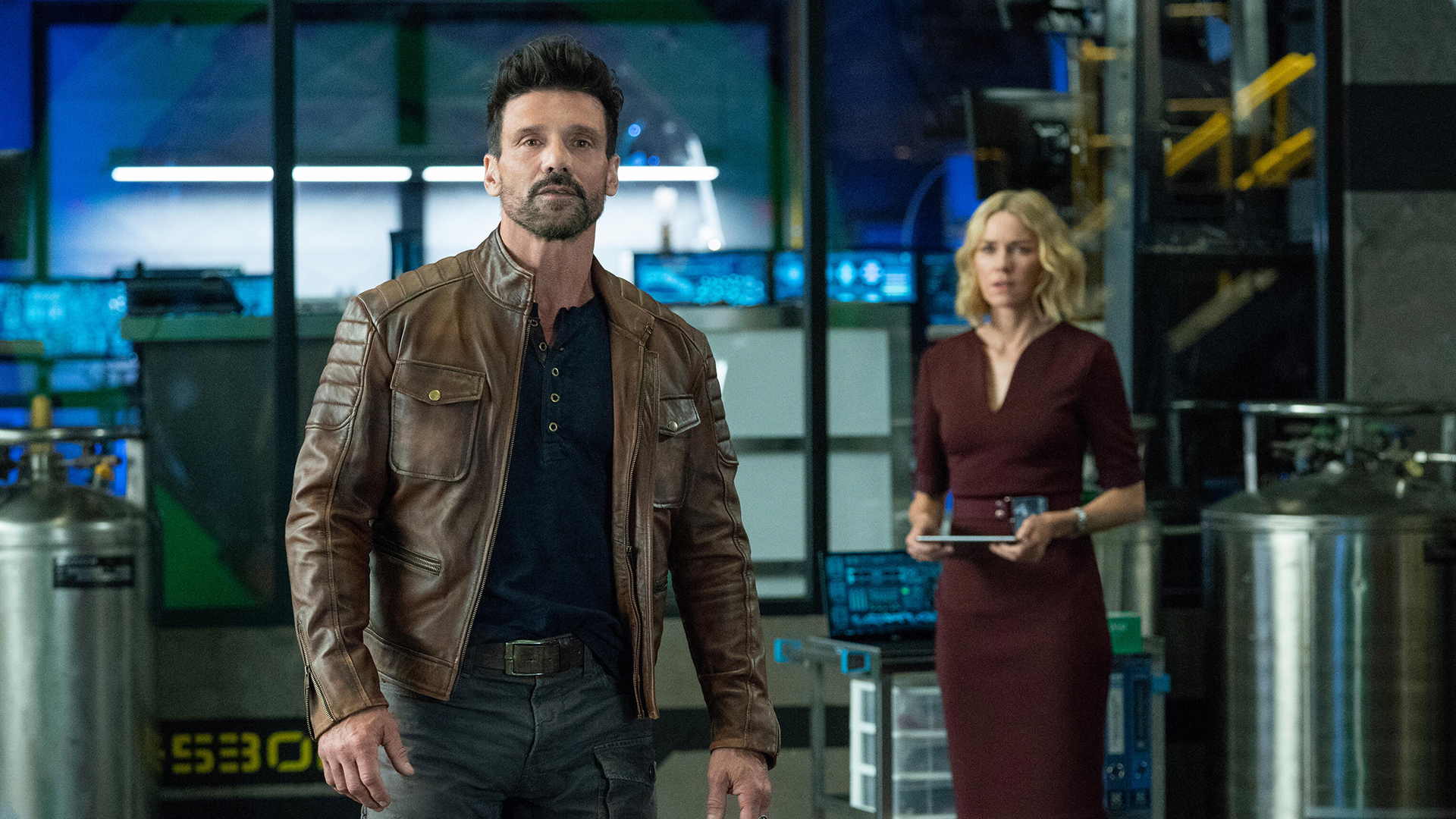 Frank Grillo can't stop dying in Hulu's time loop thriller 'Boss Level'
