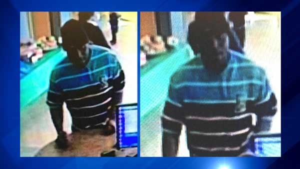 The FBI is asking for the public's help to identify the man who robbed a credit union on Chicago's Far North Side.