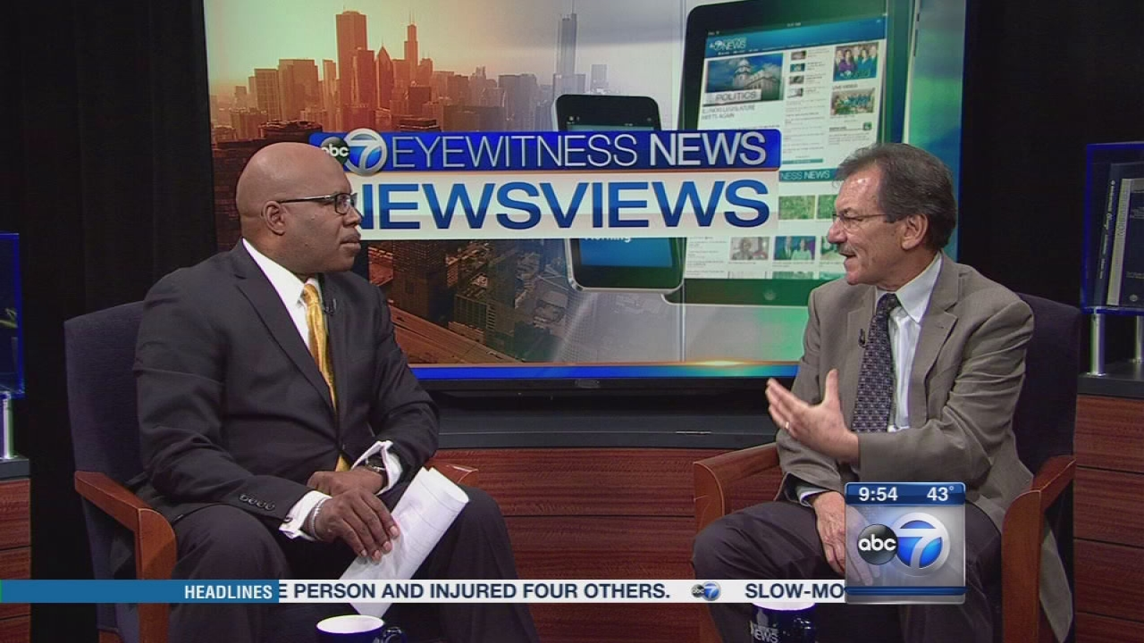Newsviews: Dr. Marc Atkins, National Bullying Prevention Month