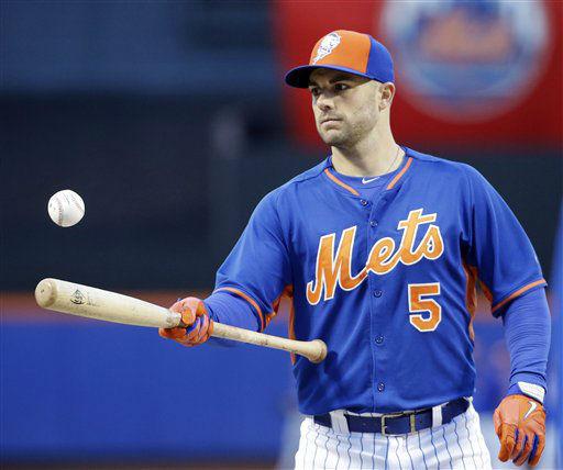"<div class=""meta image-caption""><div class=""origin-logo origin-image none""><span>none</span></div><span class=""caption-text"">New York Mets' David Wright warms up before Game 2. (AP Photo/ David Goldman)</span></div>"