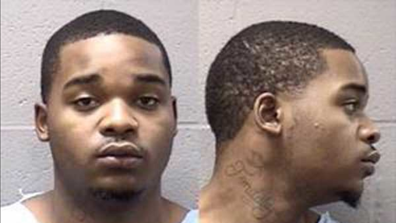 Devonne L. Montgomery, 21, was charged in the shooting of a tow truck driver in west suburban Elgin.