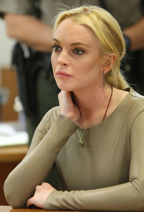 "<div class=""meta image-caption""><div class=""origin-logo origin-image none""><span>none</span></div><span class=""caption-text"">Lindsay Lohan appears at Los Angeles Superior Court, Thursday, March 10, 2011. (AP Photo/ David McNew)</span></div>"