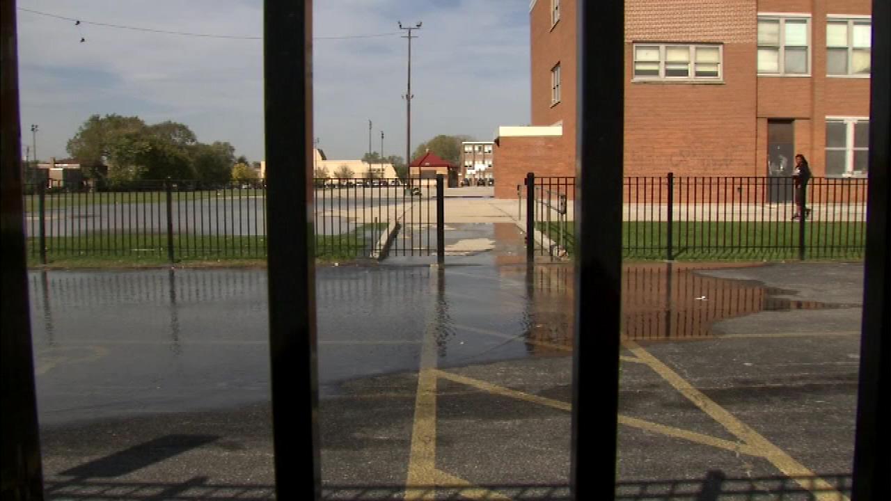 mason flooded