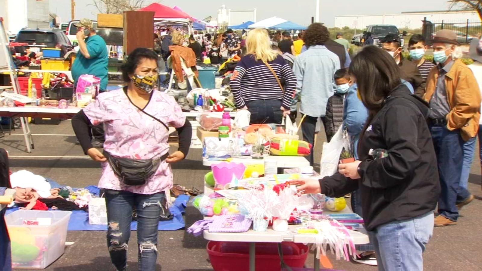 Fresno Swap Meet holds grand opening in northwest Fresno - ABC30 Fresno