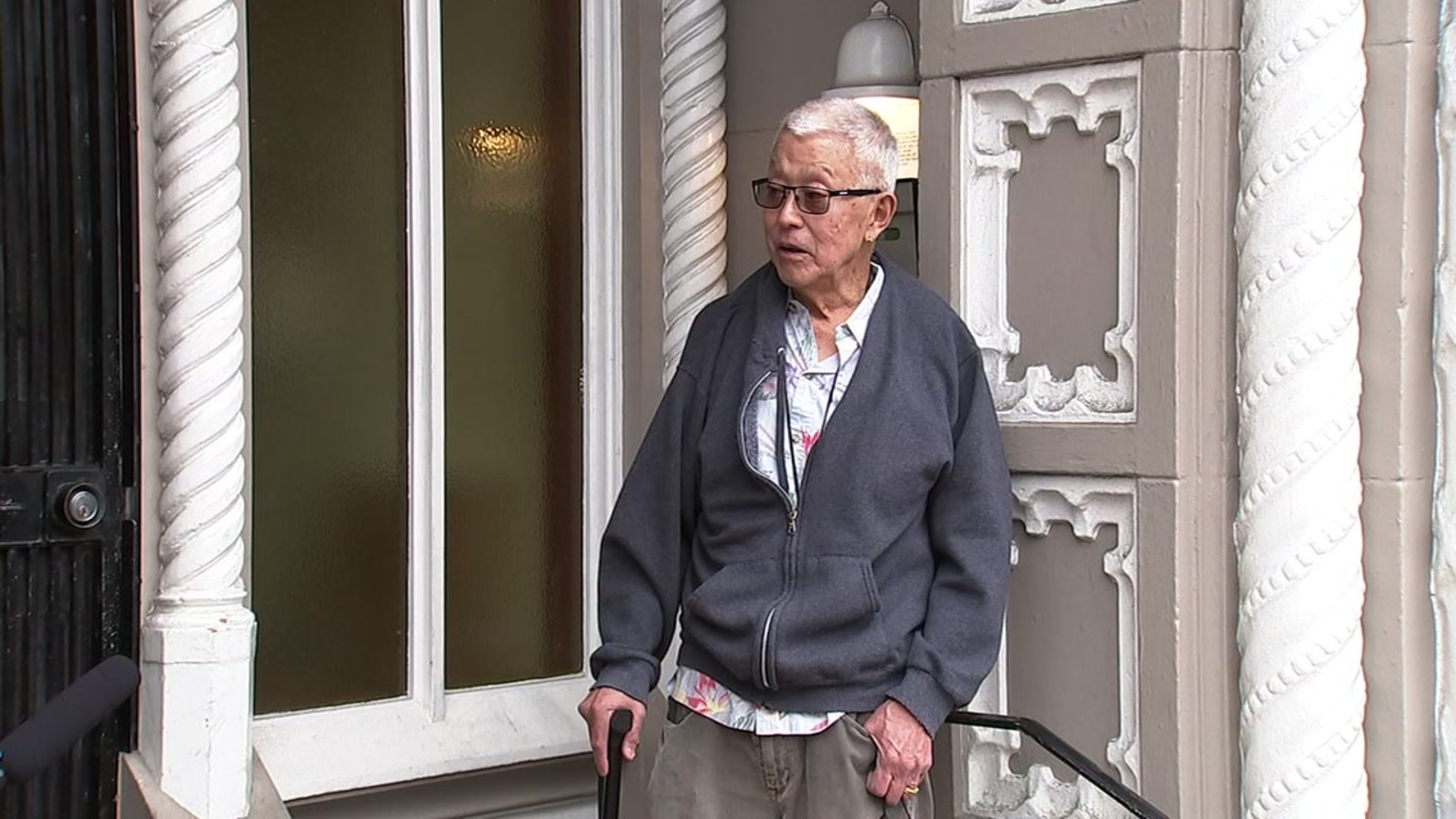 abc7.com: 83-year-old Asian man says drug dealer came to his aid after San Francisco attack