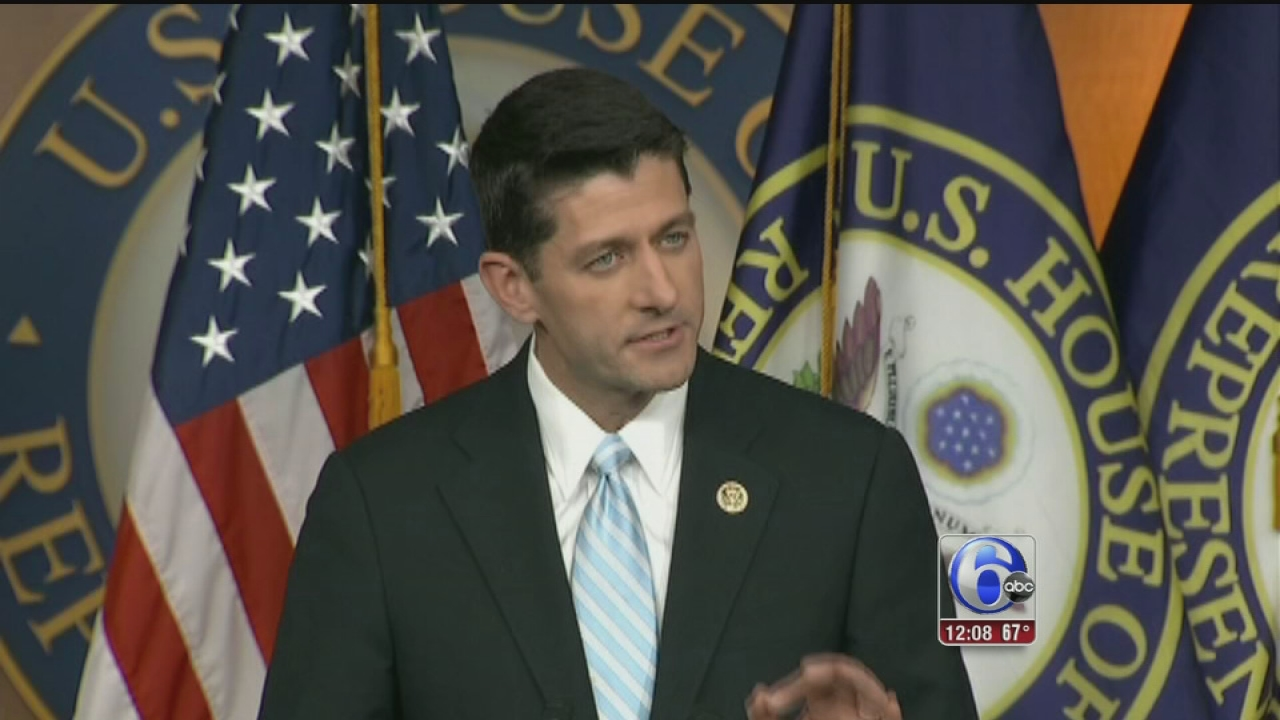 VIDEO: Rep. Ryan seeks unity from House GOP