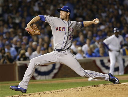 "<div class=""meta image-caption""><div class=""origin-logo origin-image none""><span>none</span></div><span class=""caption-text"">New York Mets pitcher Steven Matz throws during the first inning of Game 4. (AP Photo/ David J. Phillip)</span></div>"