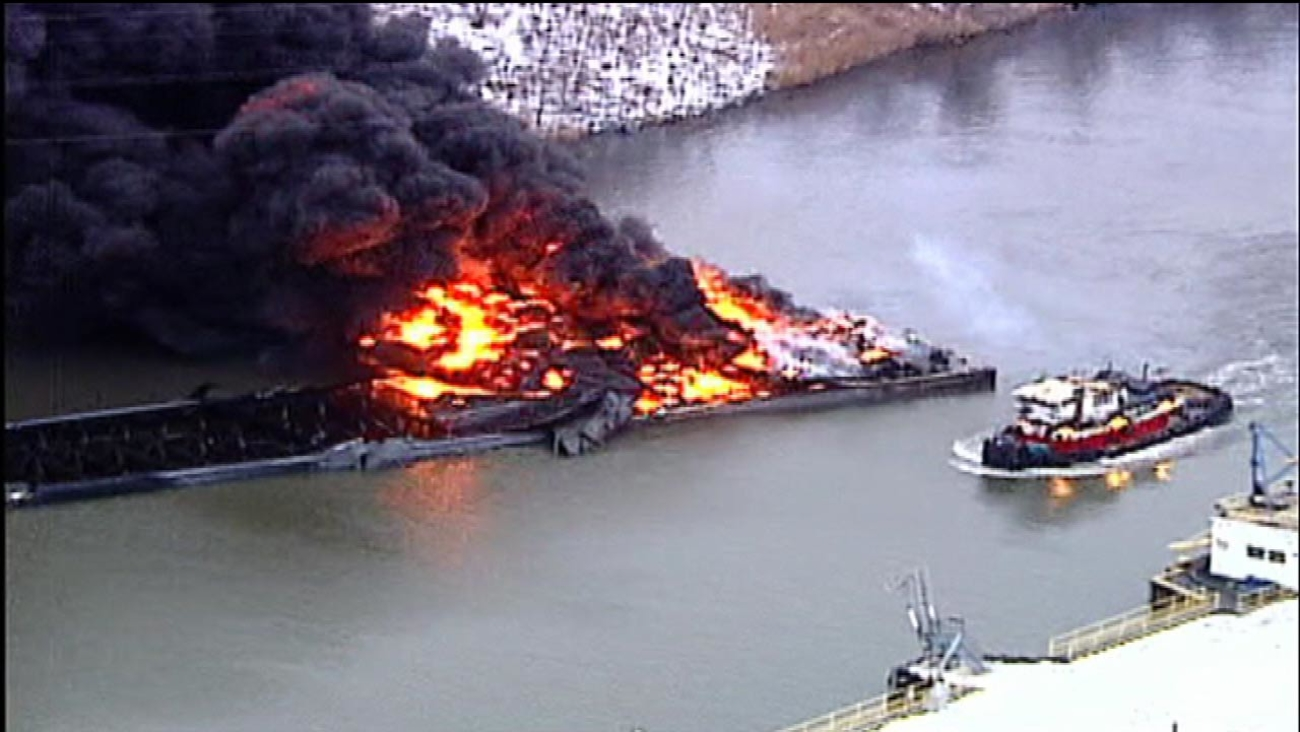 Tugboat captain, company guilty in 2005 explosion that