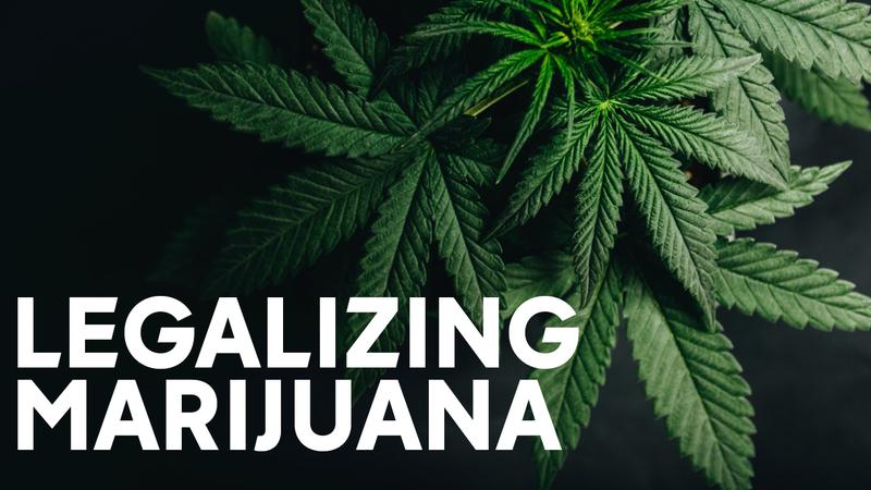 NY to legalize marijuana for recreational use
