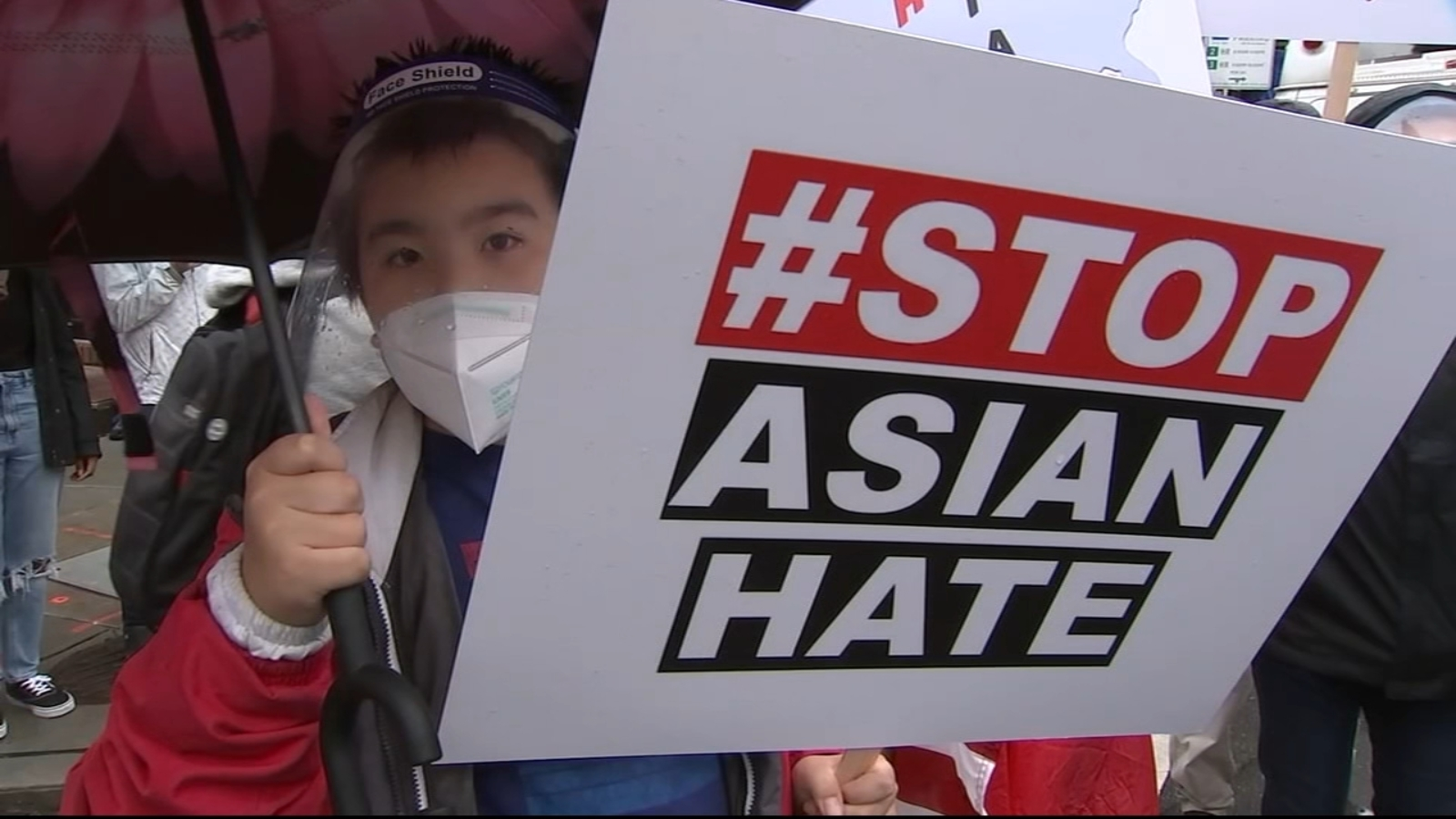 6abc.com: Hundreds rally in Philadelphia's Chinatown to denounce racism against Asian-American and Pacific Islander community