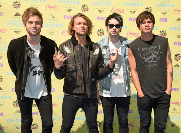 "<div class=""meta image-caption""><div class=""origin-logo origin-image none""><span>none</span></div><span class=""caption-text"">5 Seconds of Summer, who released their album ''Sounds Good Feels Good'' on Oct. 23, will be performing on the AMAs. (Photo by Chris Pizzello/Invision/AP)</span></div>"