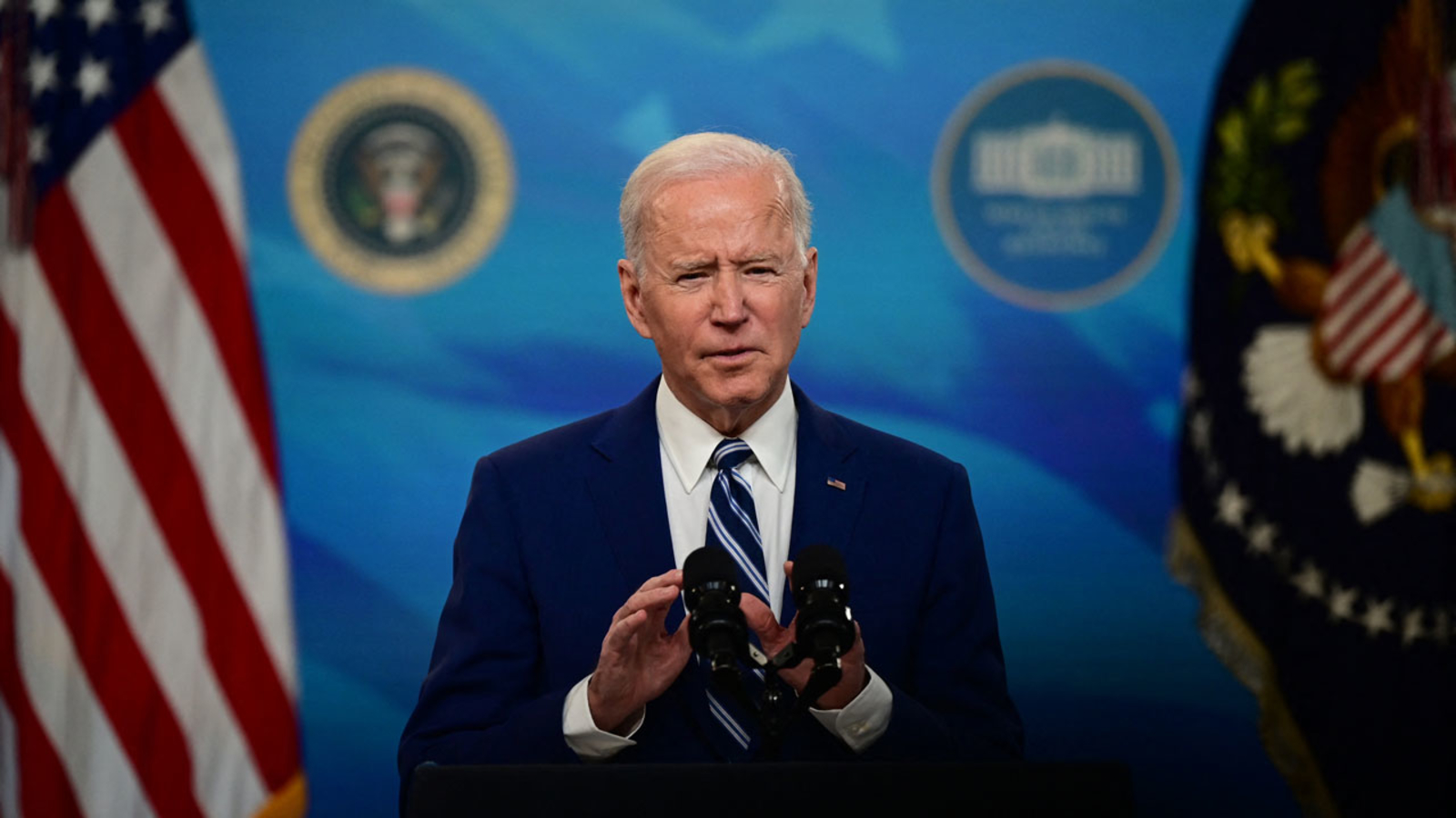 Biden: 90% of adults will be COVID vaccine-eligible in three weeks