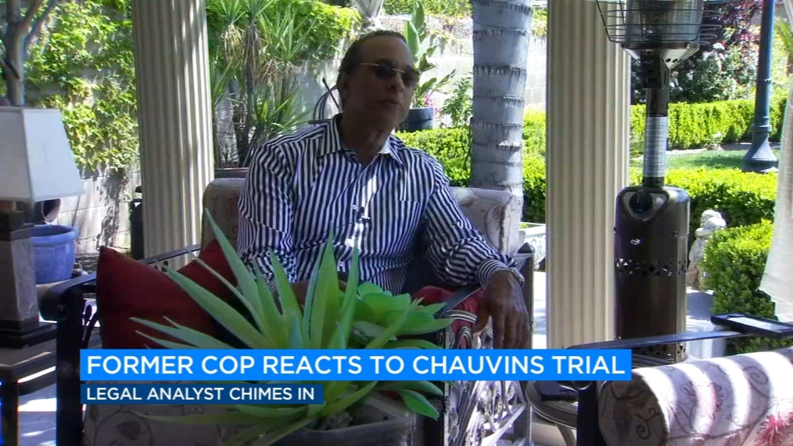 Former Fresno police captain discusses Derek Chauvin trial ...