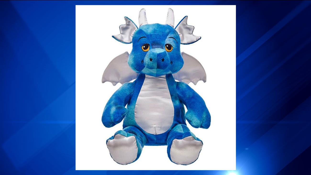 22a4ba7569a Build-A-Bear recalls stuffed animals due to choking hazard