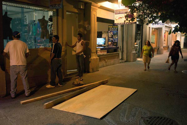 "<div class=""meta image-caption""><div class=""origin-logo origin-image none""><span>none</span></div><span class=""caption-text"">People preparing for the arrival of hurricane Patricia board up a souvenir shop in the Pacific resort city of Puerto Vallarta, Mexico, Thursday, Oct. 22, 2015. (AP Photo/ Cesar Rodriguez)</span></div>"