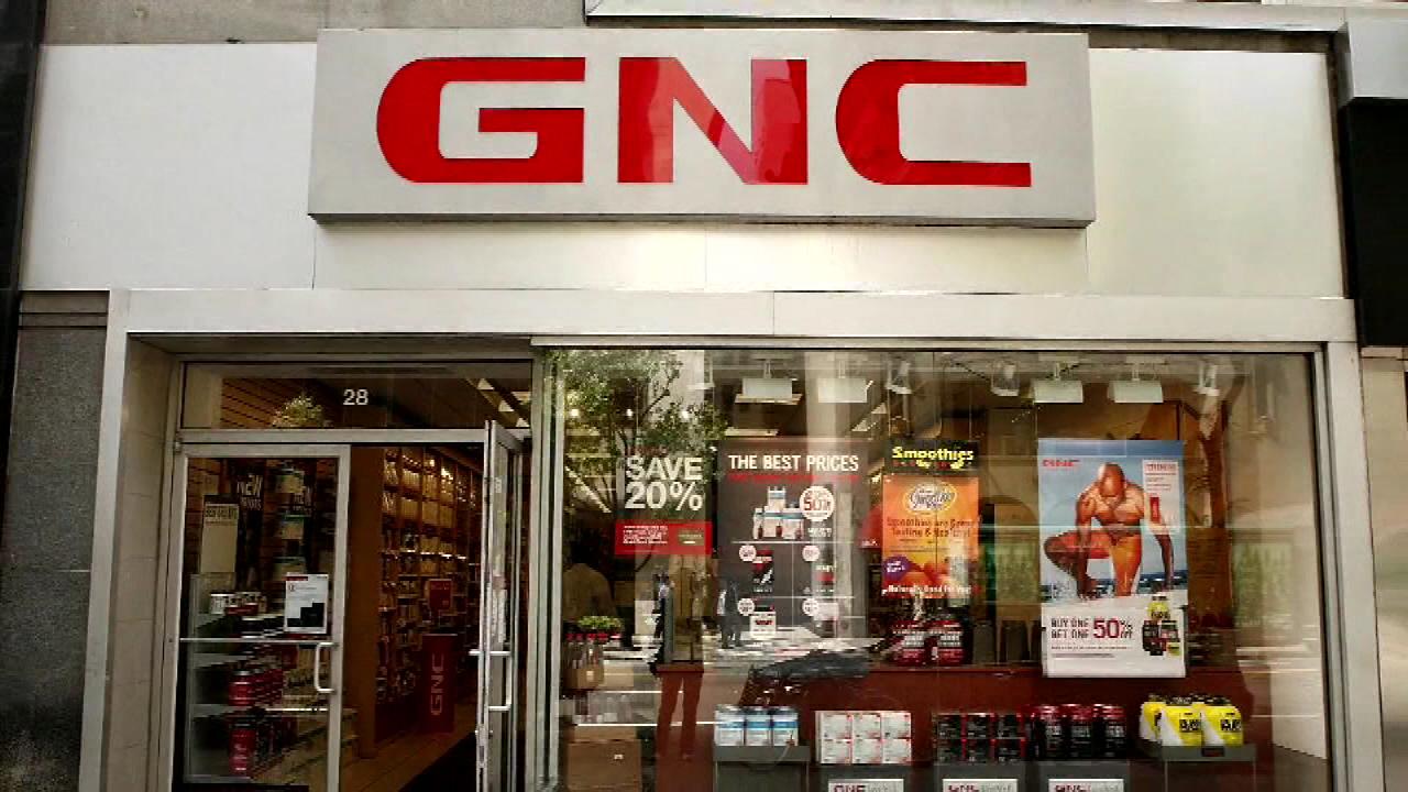 gnc holdings finance